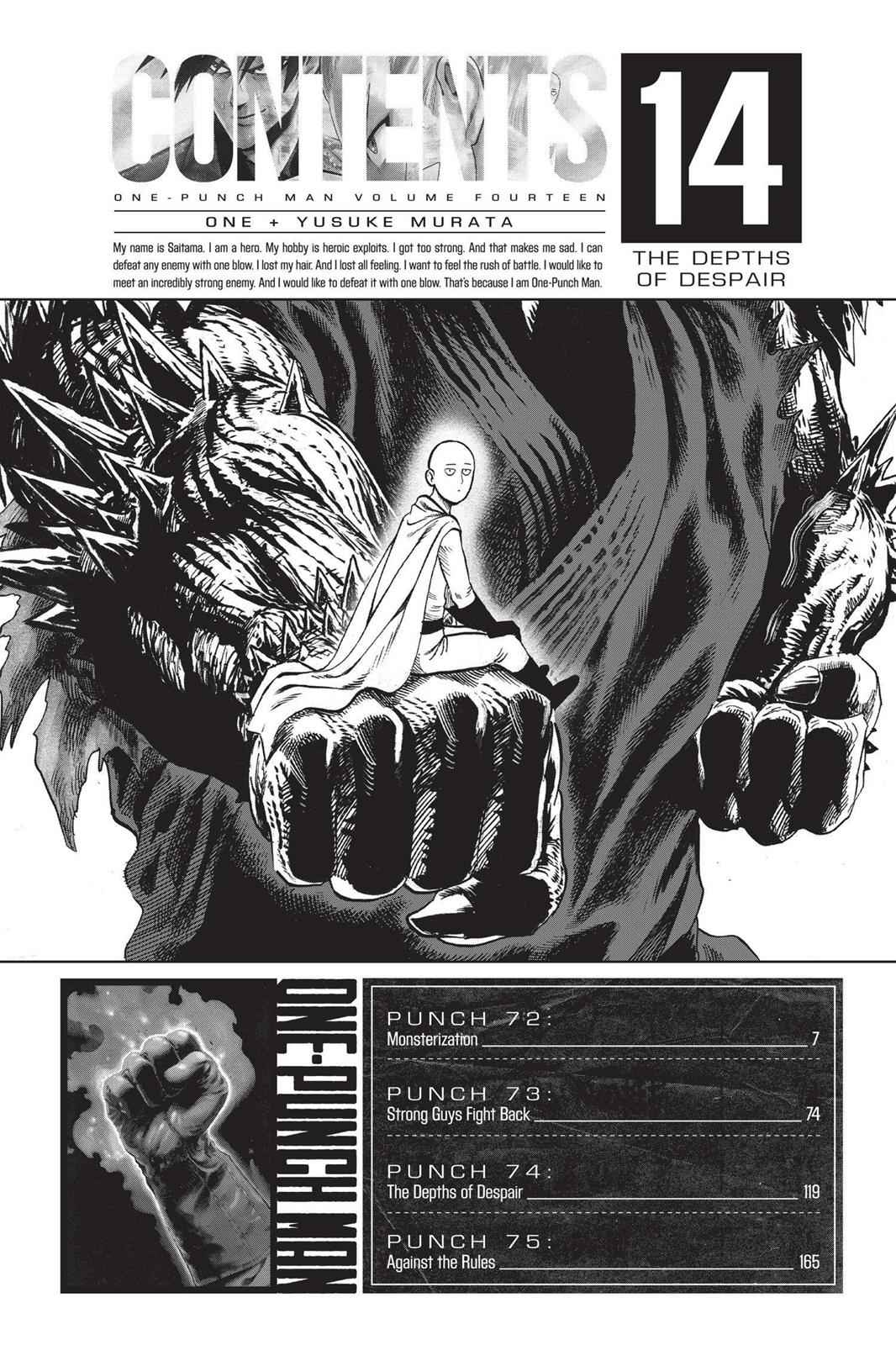 One-Punch Man Chapter 72 Page 6