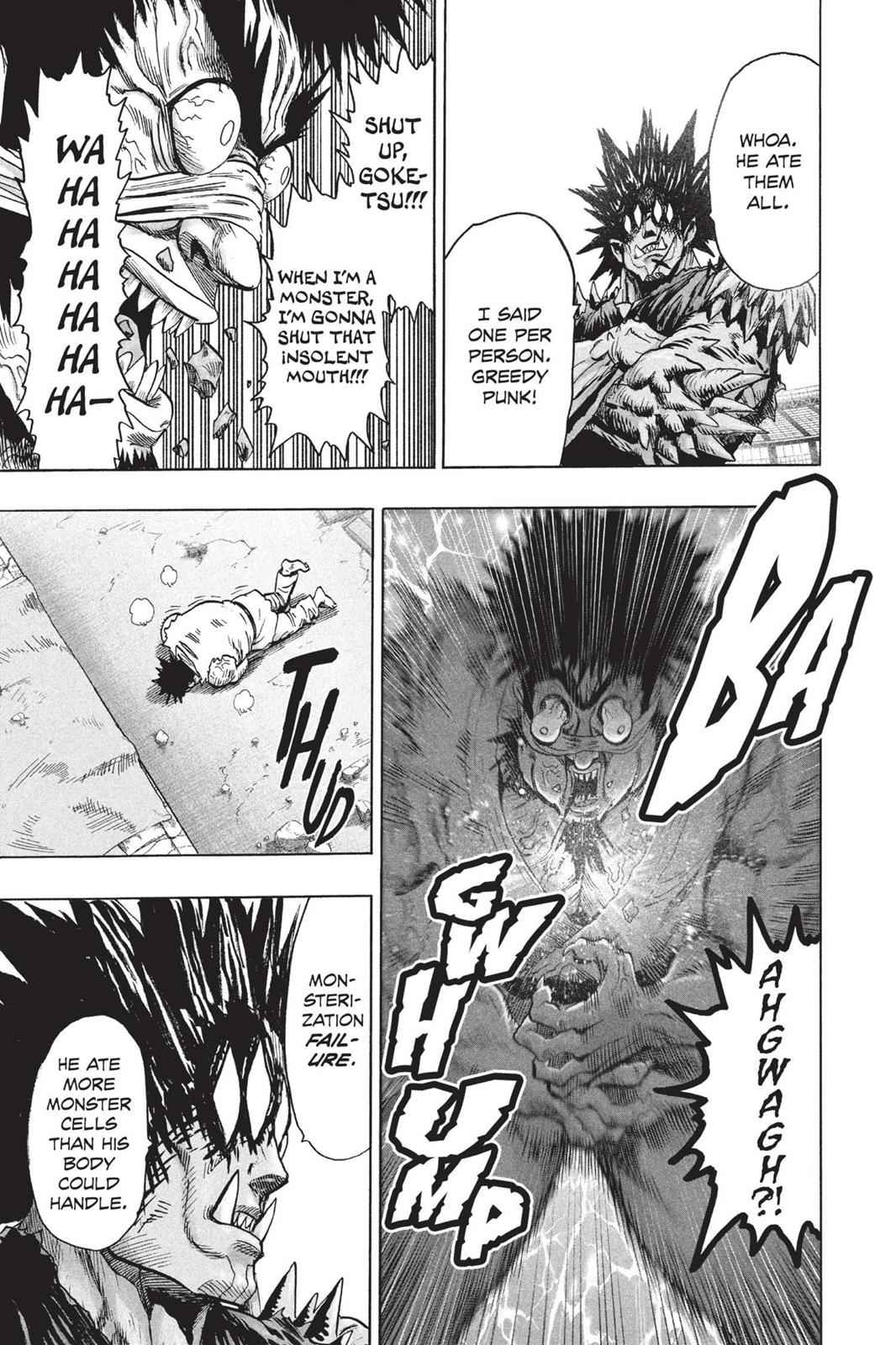 One-Punch Man Chapter 73 Page 26