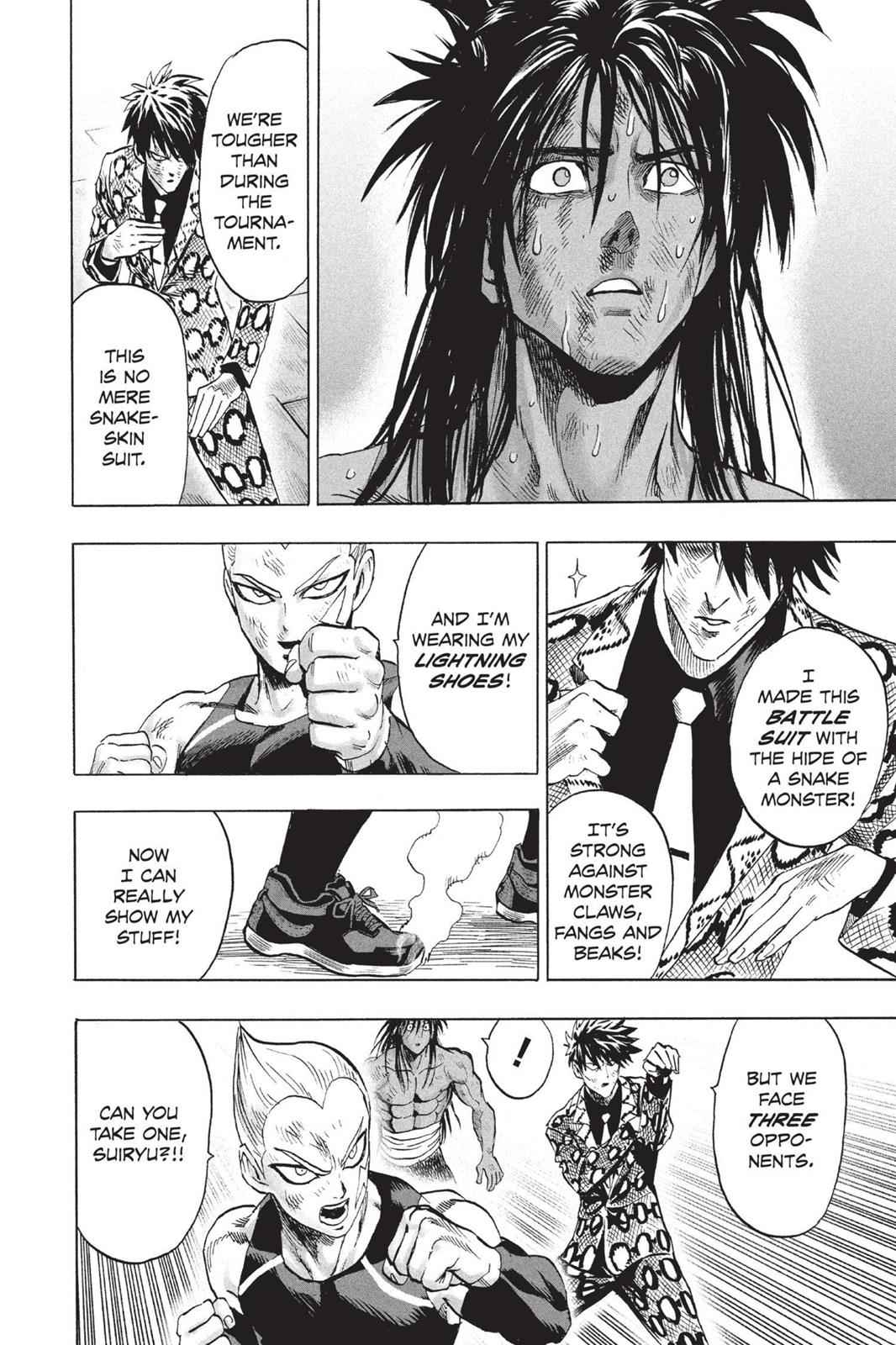 One-Punch Man Chapter 73 Page 31