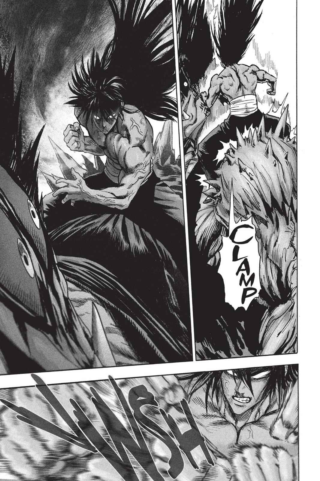 One-Punch Man Chapter 73 Page 4