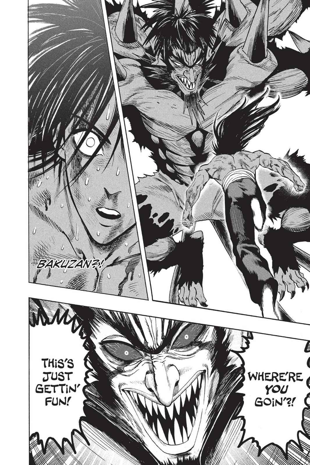 One-Punch Man Chapter 73 Page 40