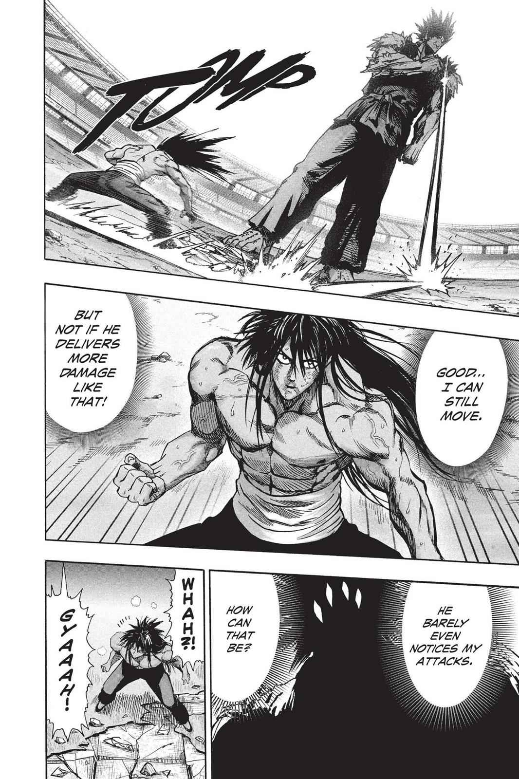 One-Punch Man Chapter 73 Page 7