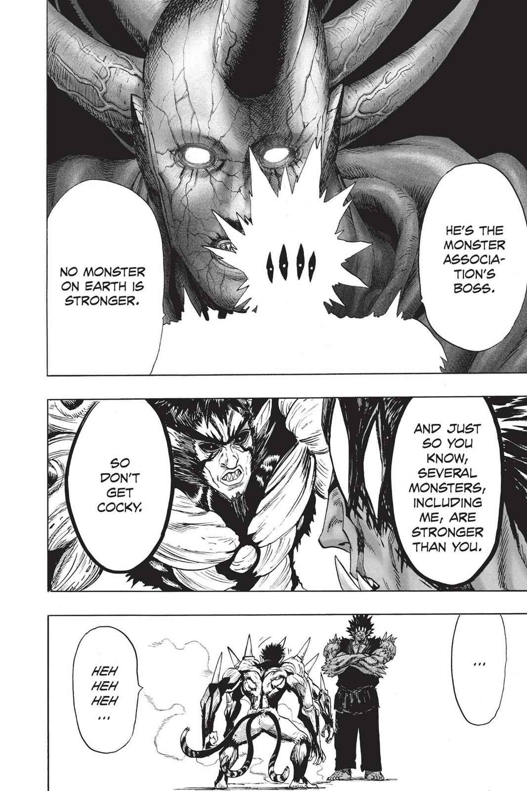 One-Punch Man Chapter 74 Page 10