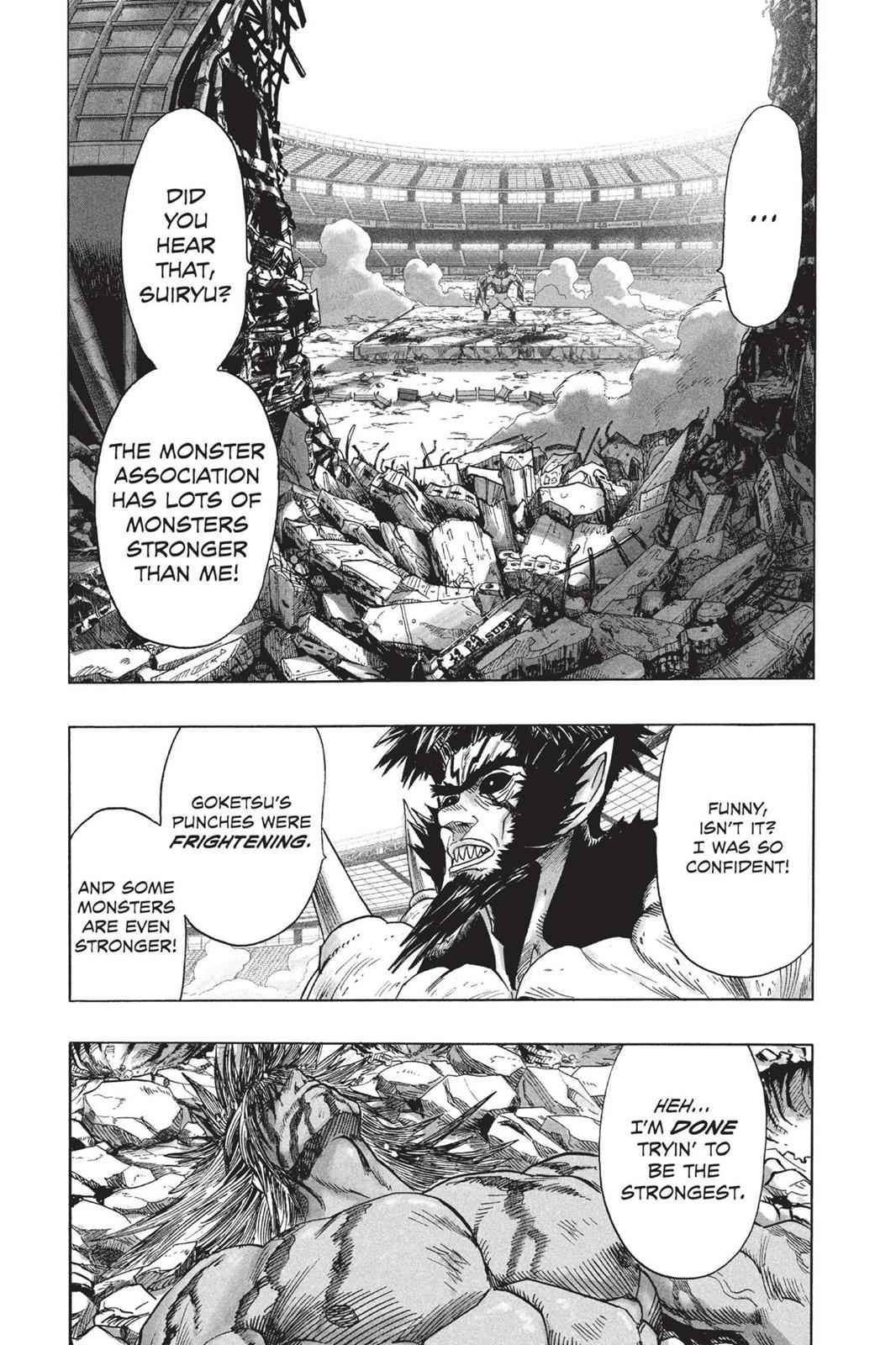 One-Punch Man Chapter 74 Page 20