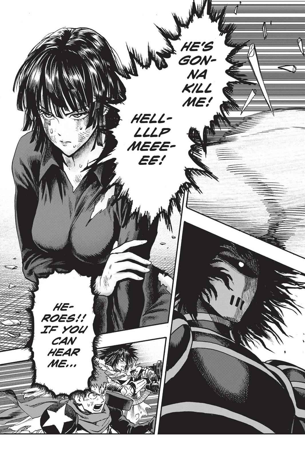 One-Punch Man Chapter 74 Page 32