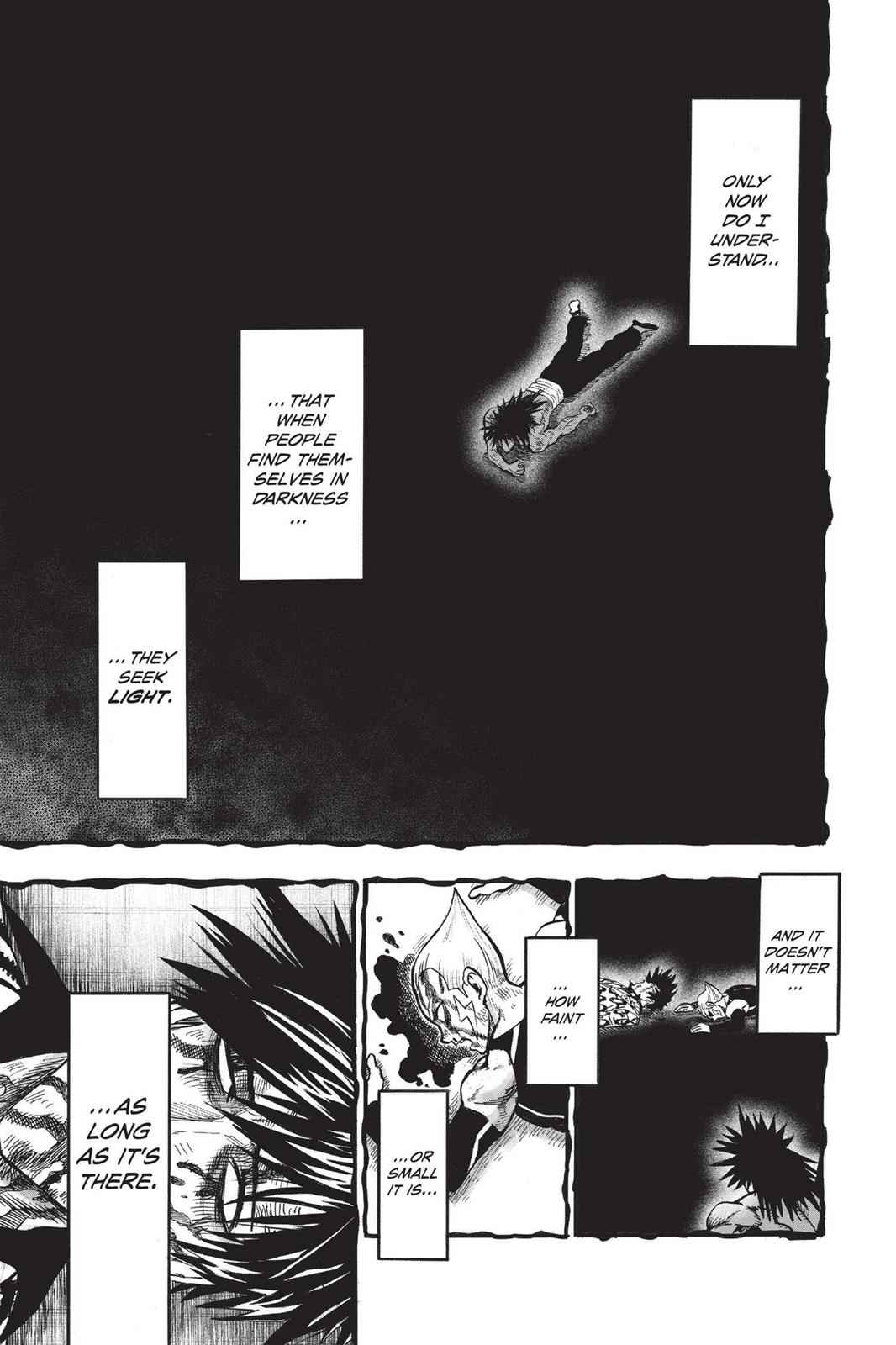 One-Punch Man Chapter 74 Page 36