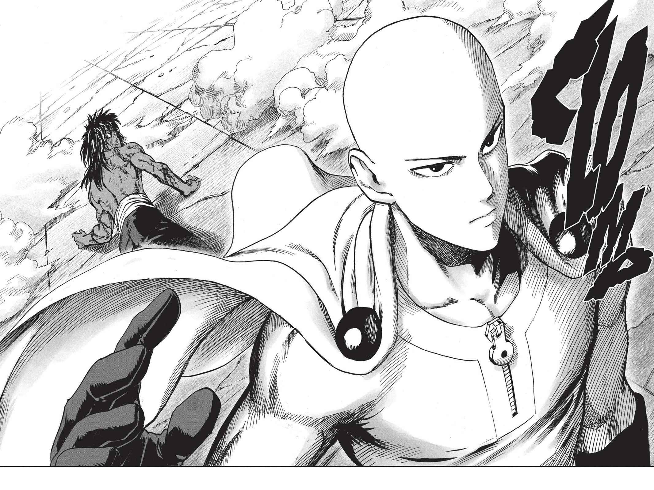 One-Punch Man Chapter 74 Page 43