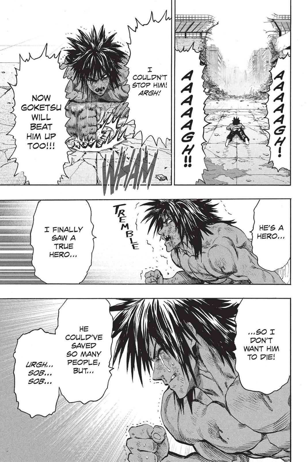 One-Punch Man Chapter 75 Page 29