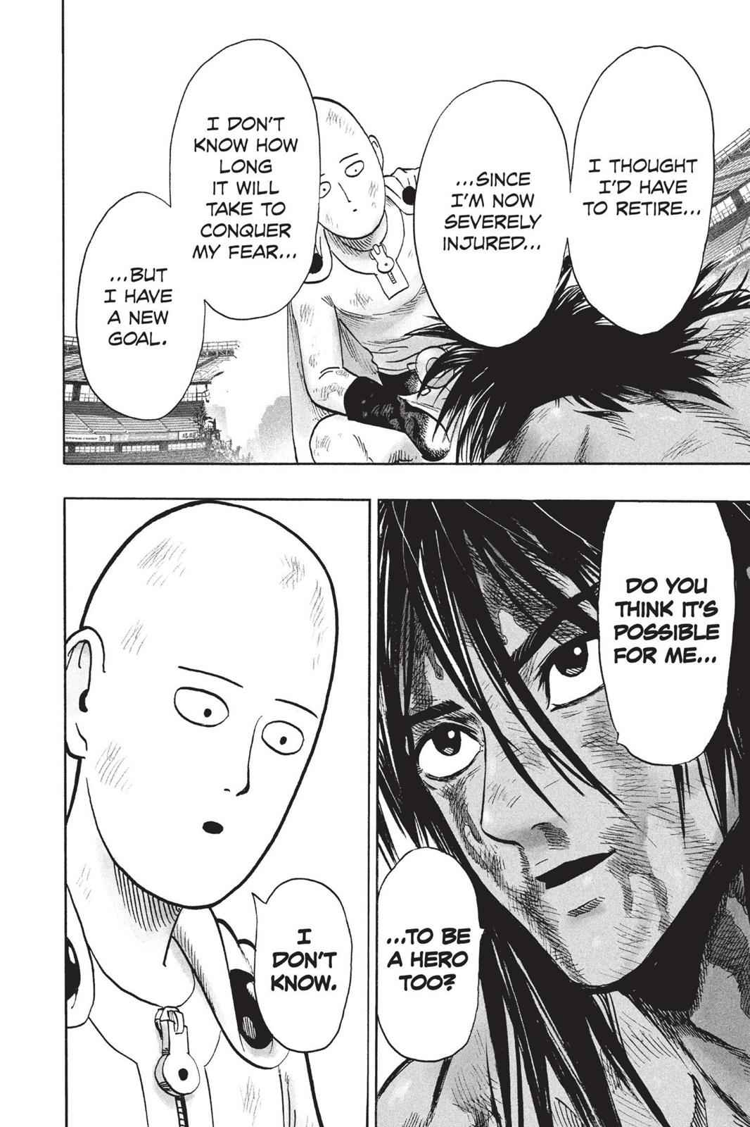 One-Punch Man Chapter 75 Page 38