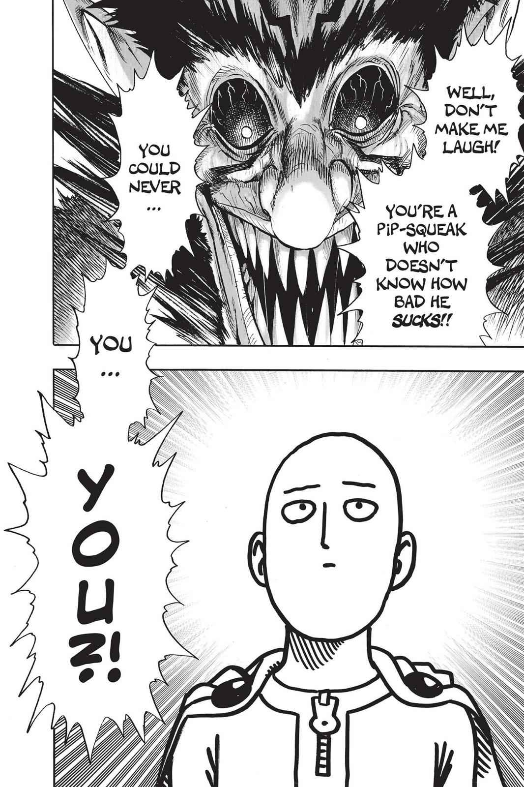 One-Punch Man Chapter 75 Page 4