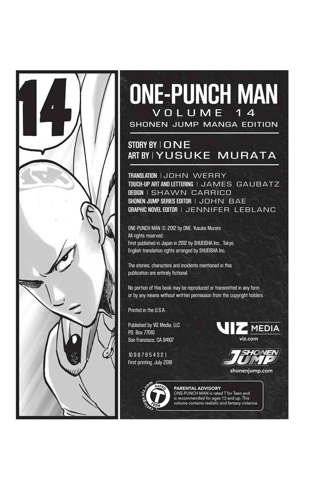 One-Punch Man Chapter 75 Page 45