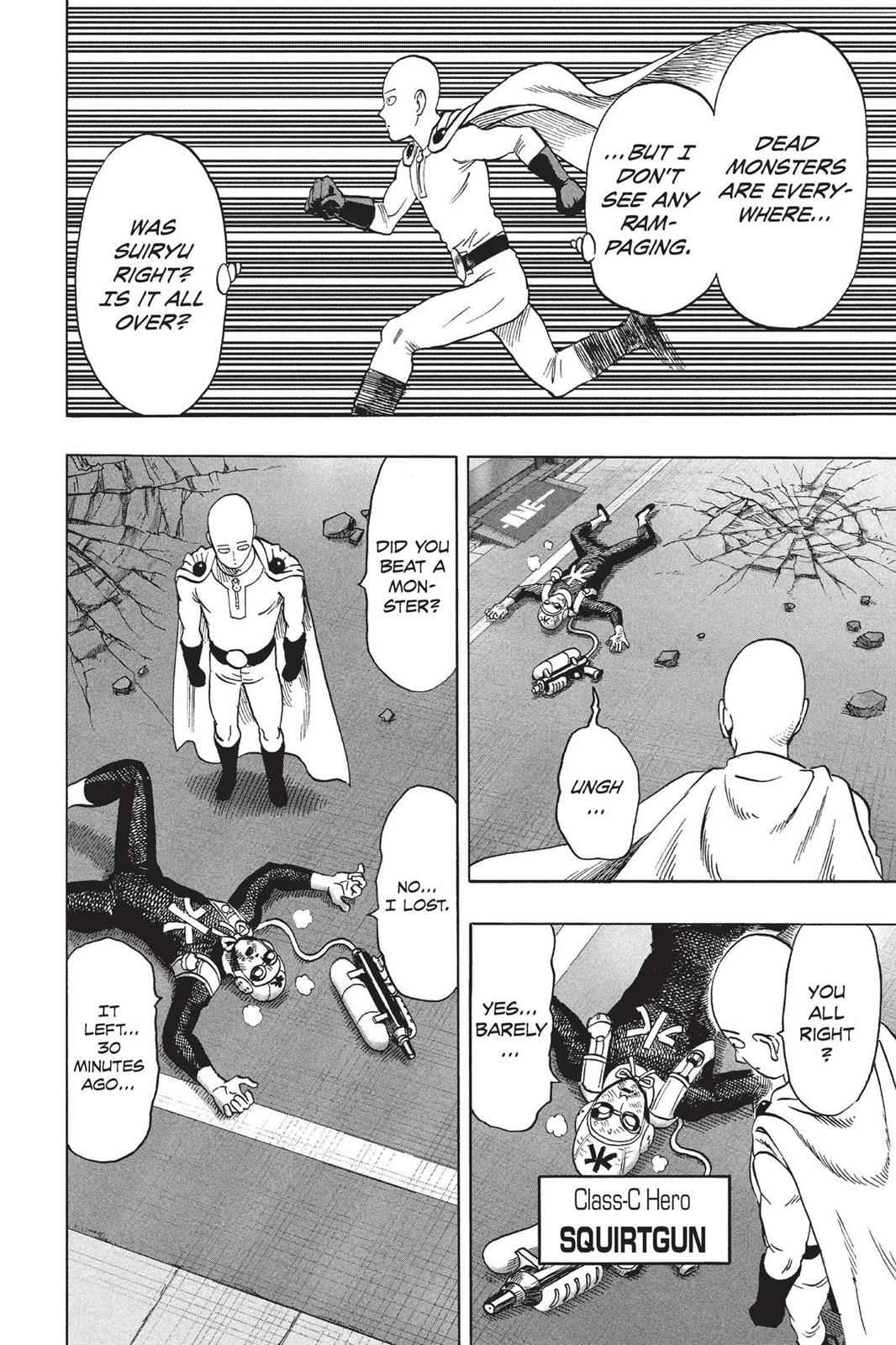 One-Punch Man Chapter 76 Page 18