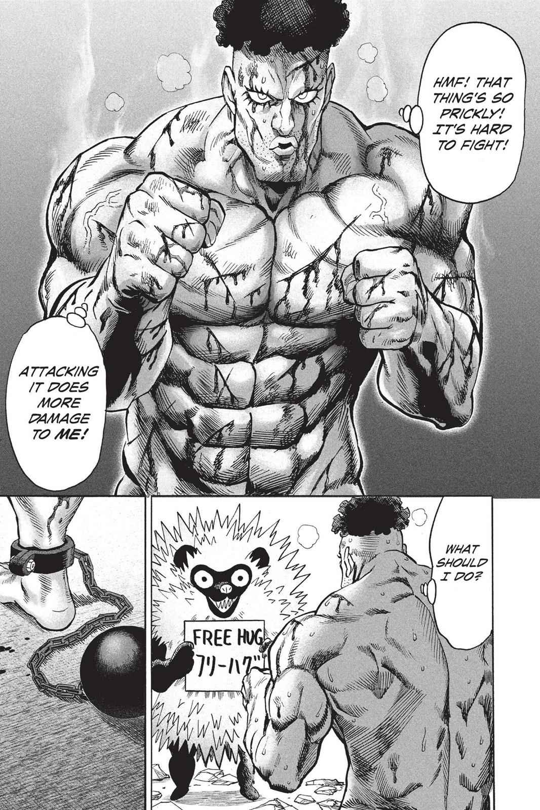 One-Punch Man Chapter 76 Page 9