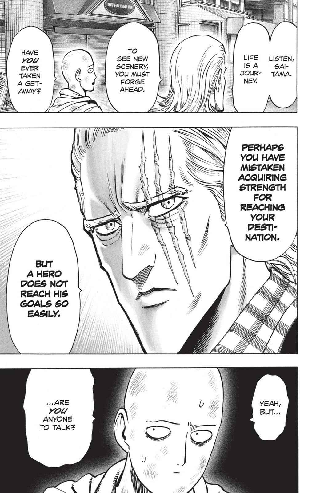 One-Punch Man Chapter 77 Page 11