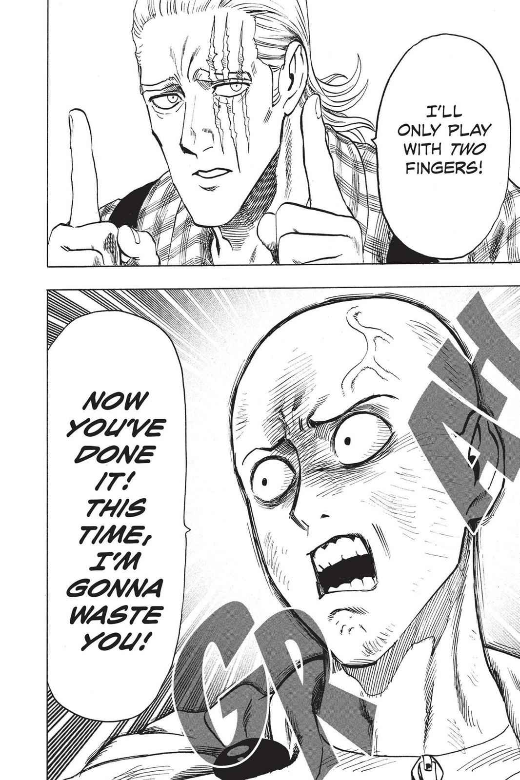 One-Punch Man Chapter 77 Page 16