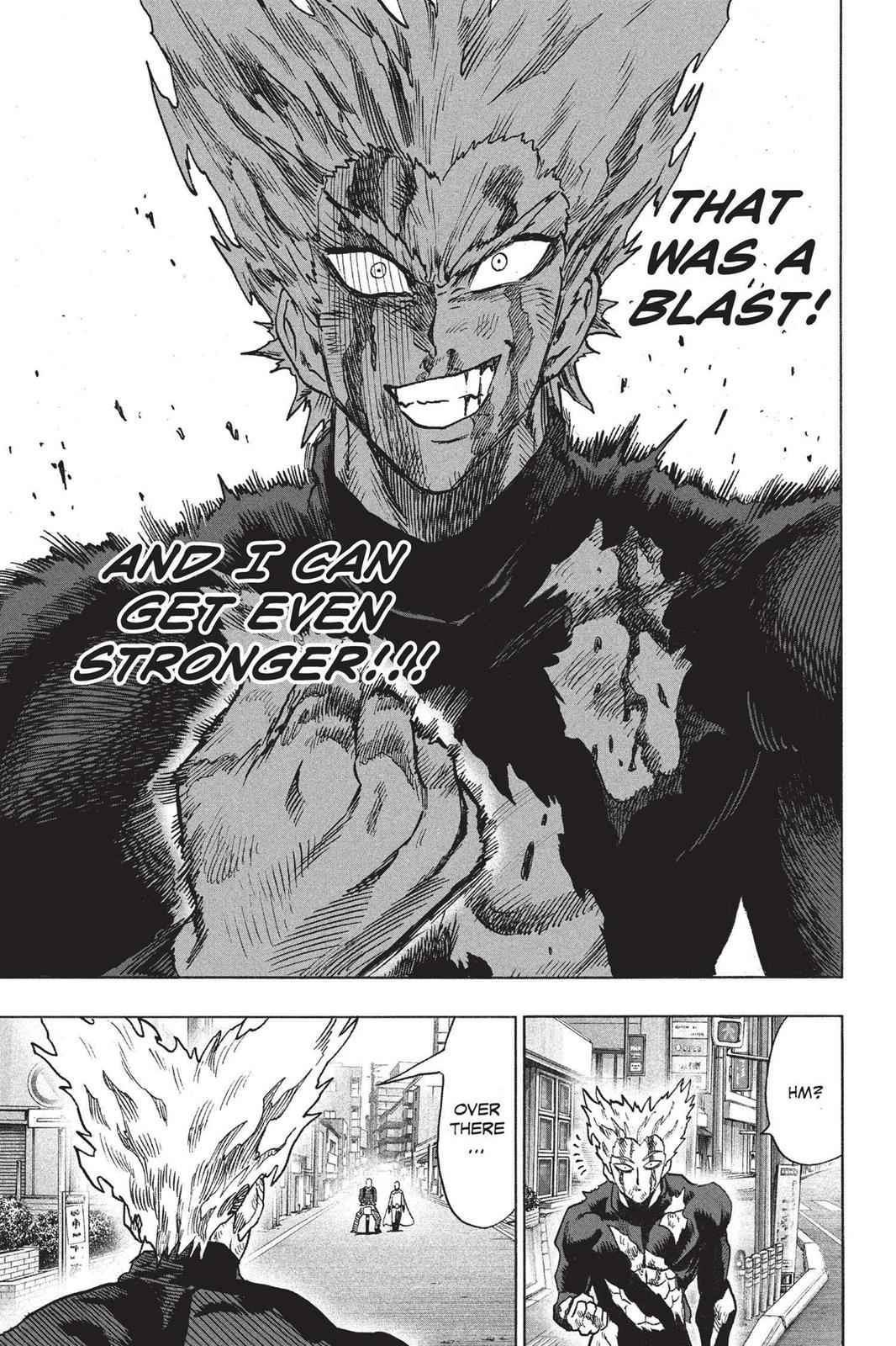 One-Punch Man Chapter 77 Page 23