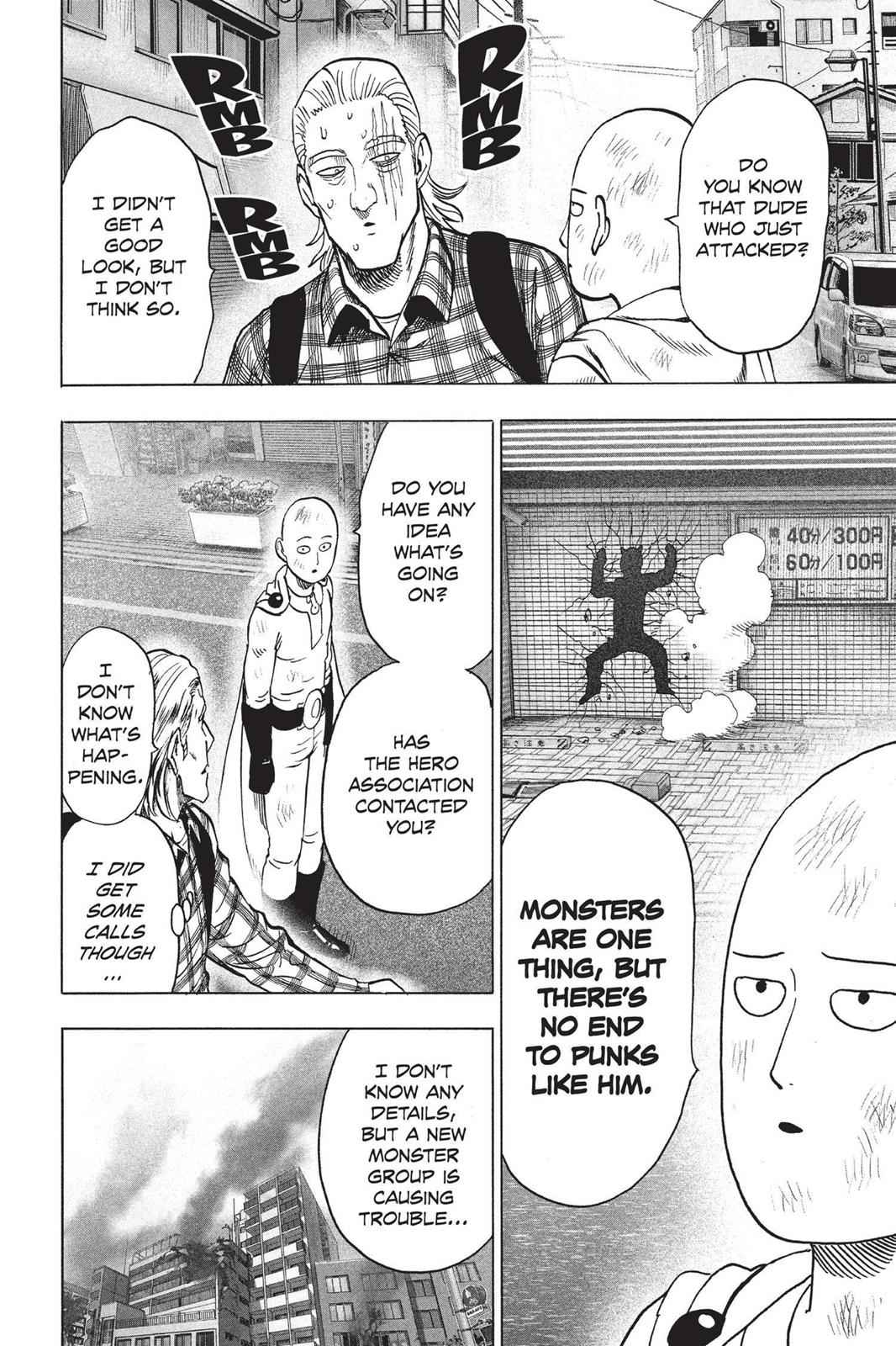 One-Punch Man Chapter 77 Page 29