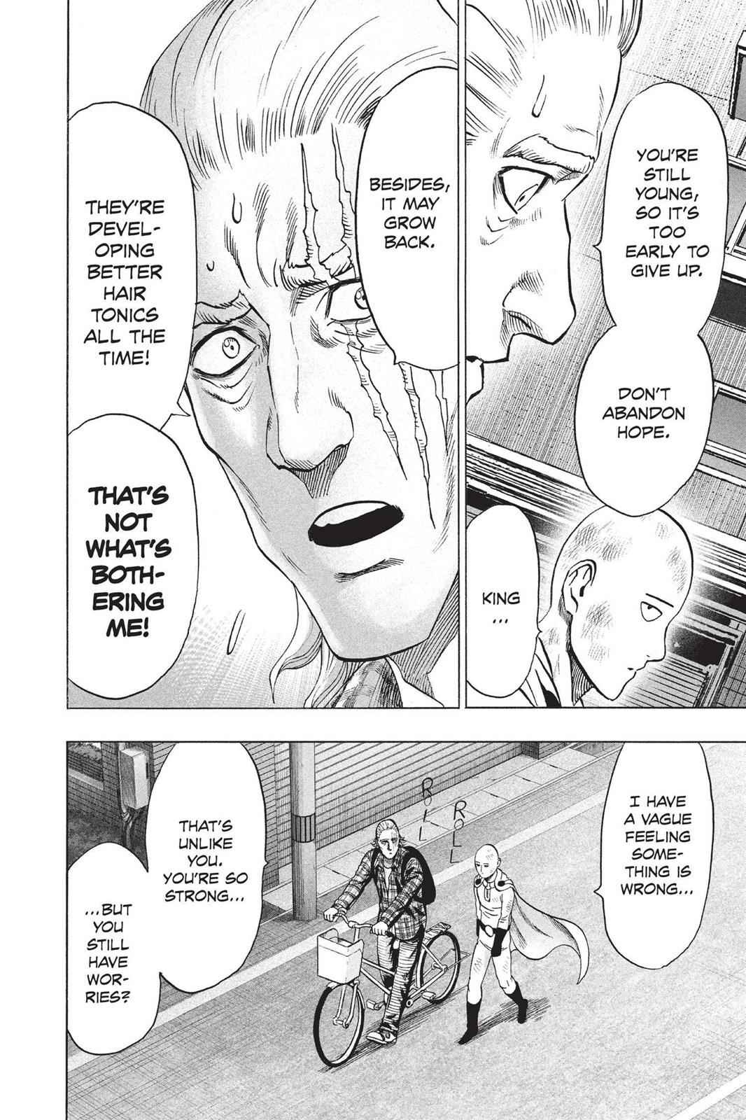 One-Punch Man Chapter 77 Page 4