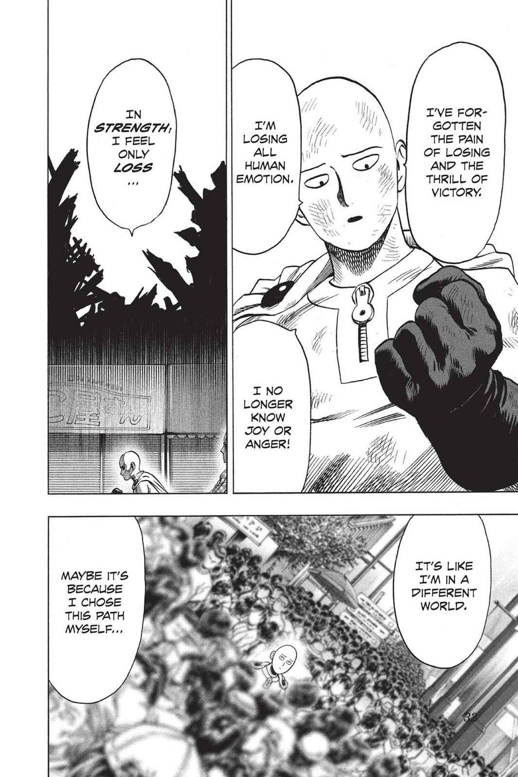 One-Punch Man Chapter 77 Page 8