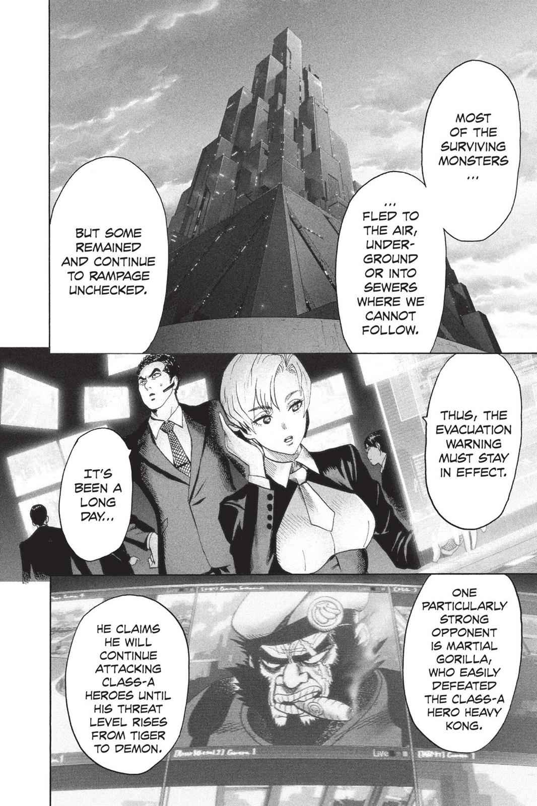 One-Punch Man Chapter 78 Page 26
