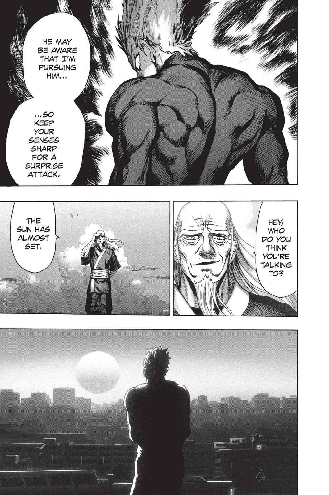 One-Punch Man Chapter 78 Page 37