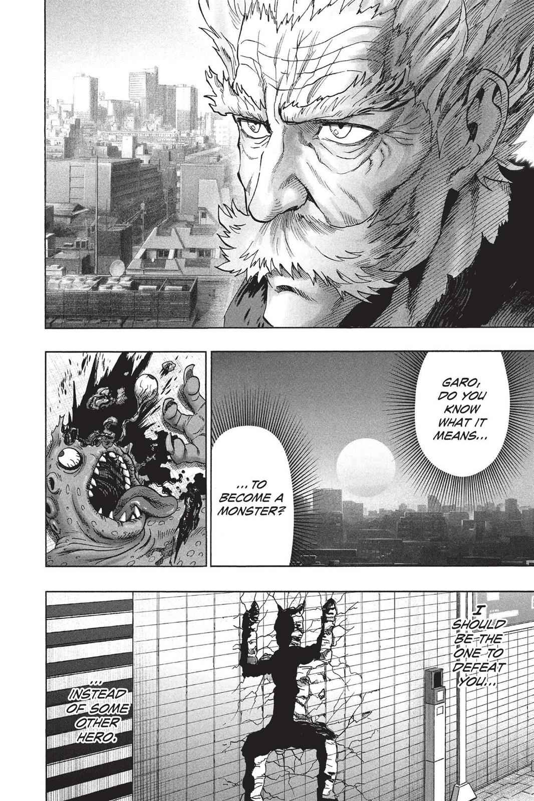 One-Punch Man Chapter 78 Page 38