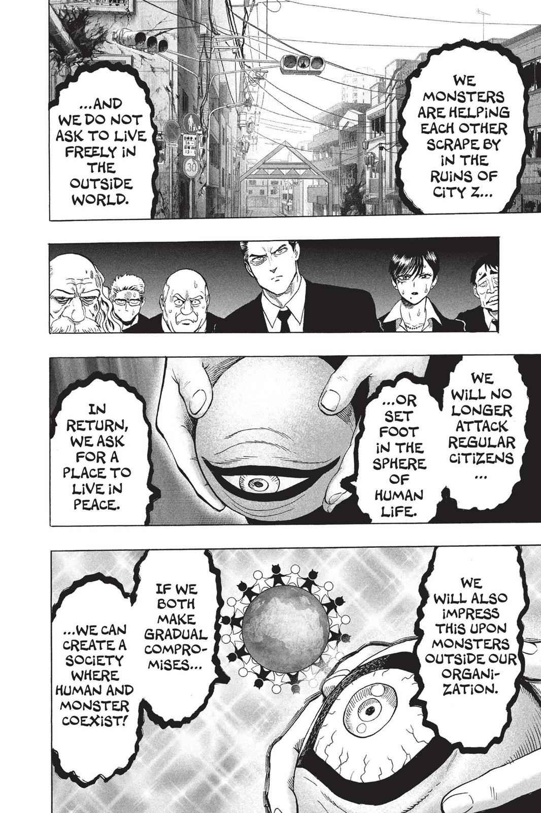 One-Punch Man Chapter 79 Page 12