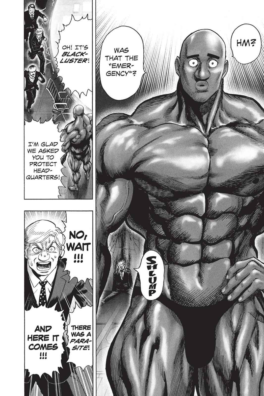 One-Punch Man Chapter 79 Page 20