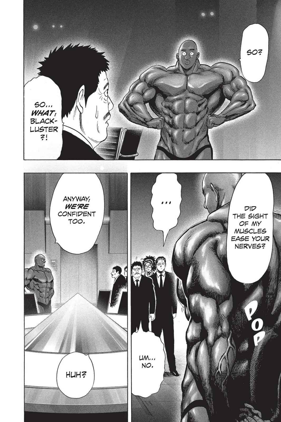 One-Punch Man Chapter 79 Page 26