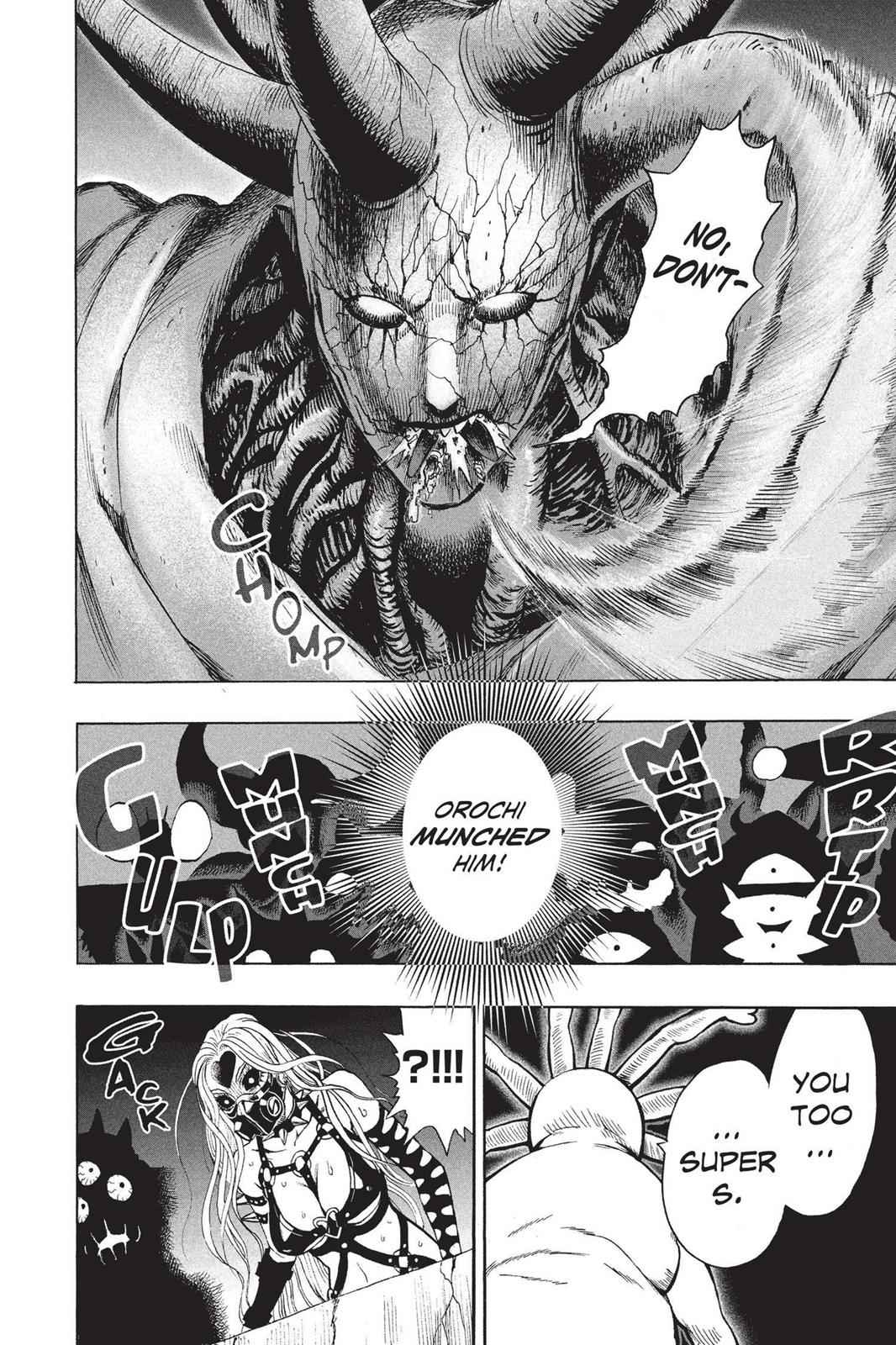 One-Punch Man Chapter 79 Page 34