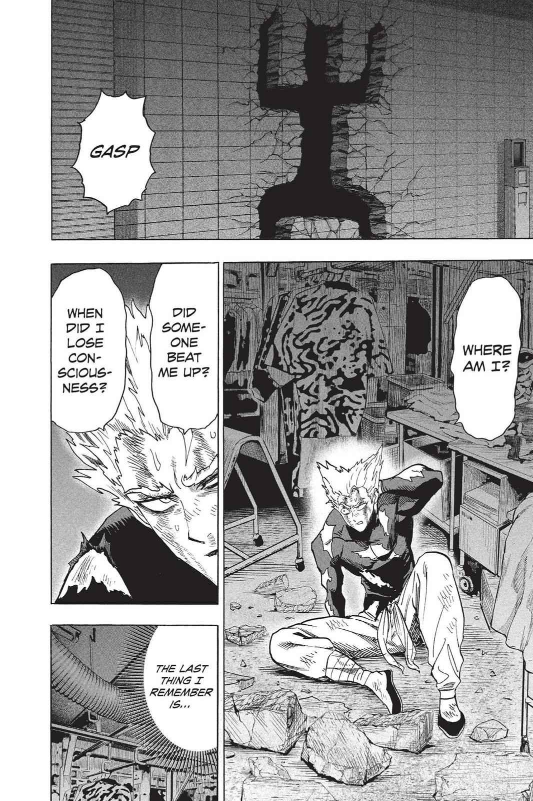 One-Punch Man Chapter 79 Page 38