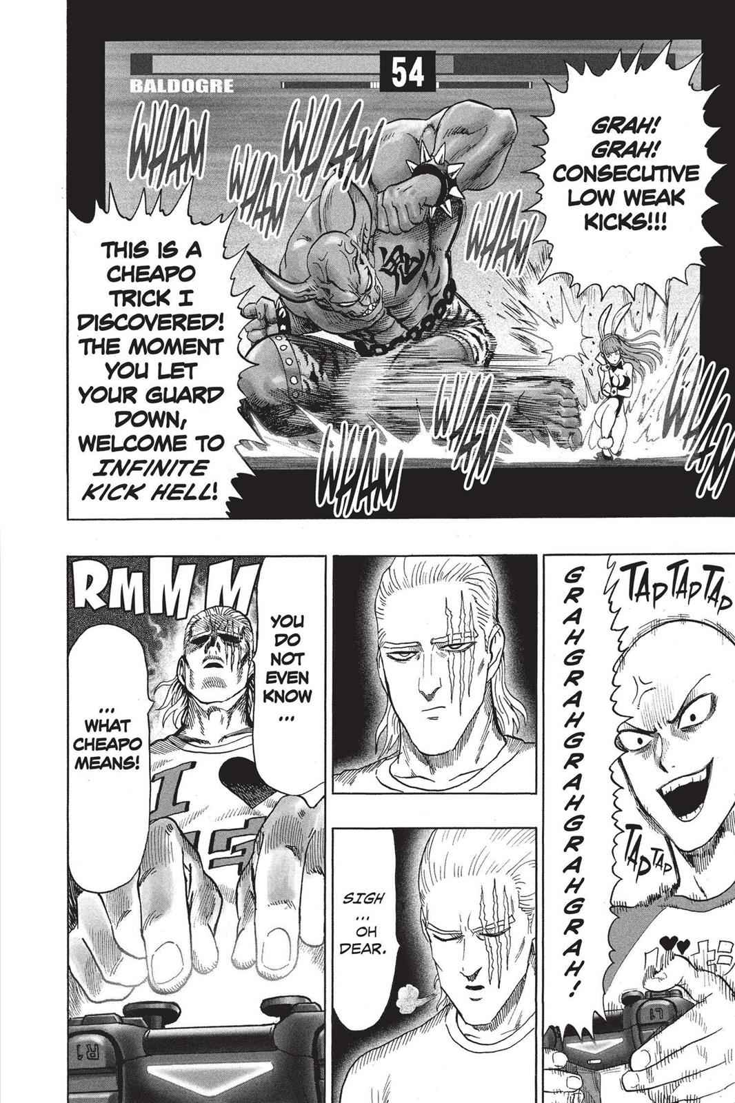 One-Punch Man Chapter 79 Page 42