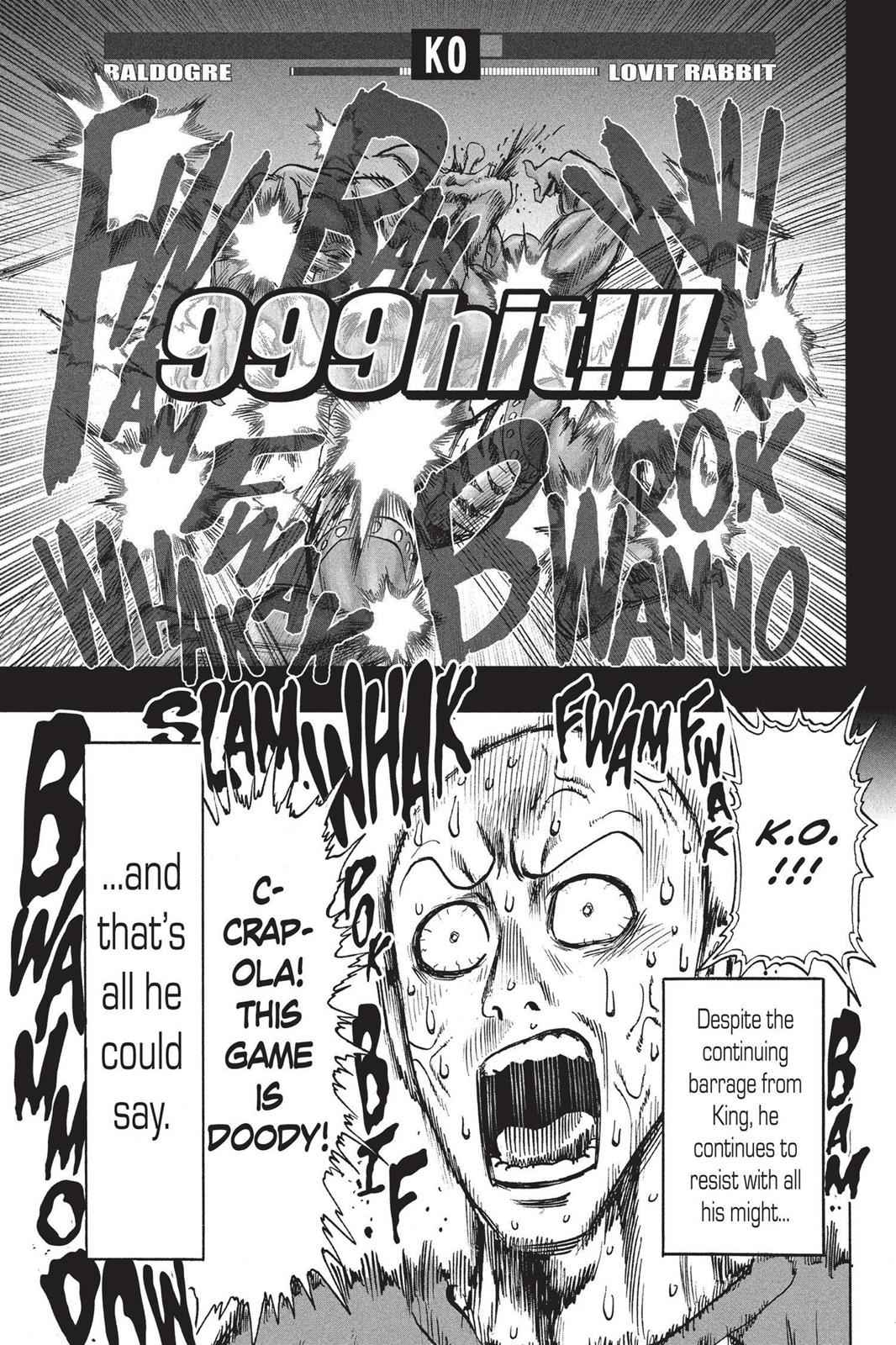 One-Punch Man Chapter 79 Page 45