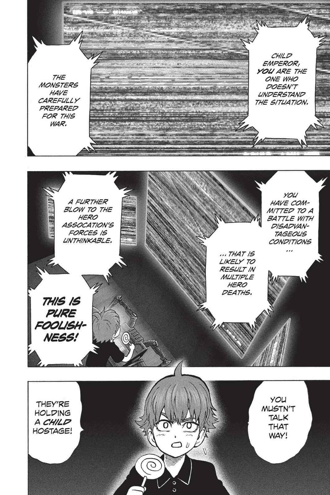 One-Punch Man Chapter 80 Page 10