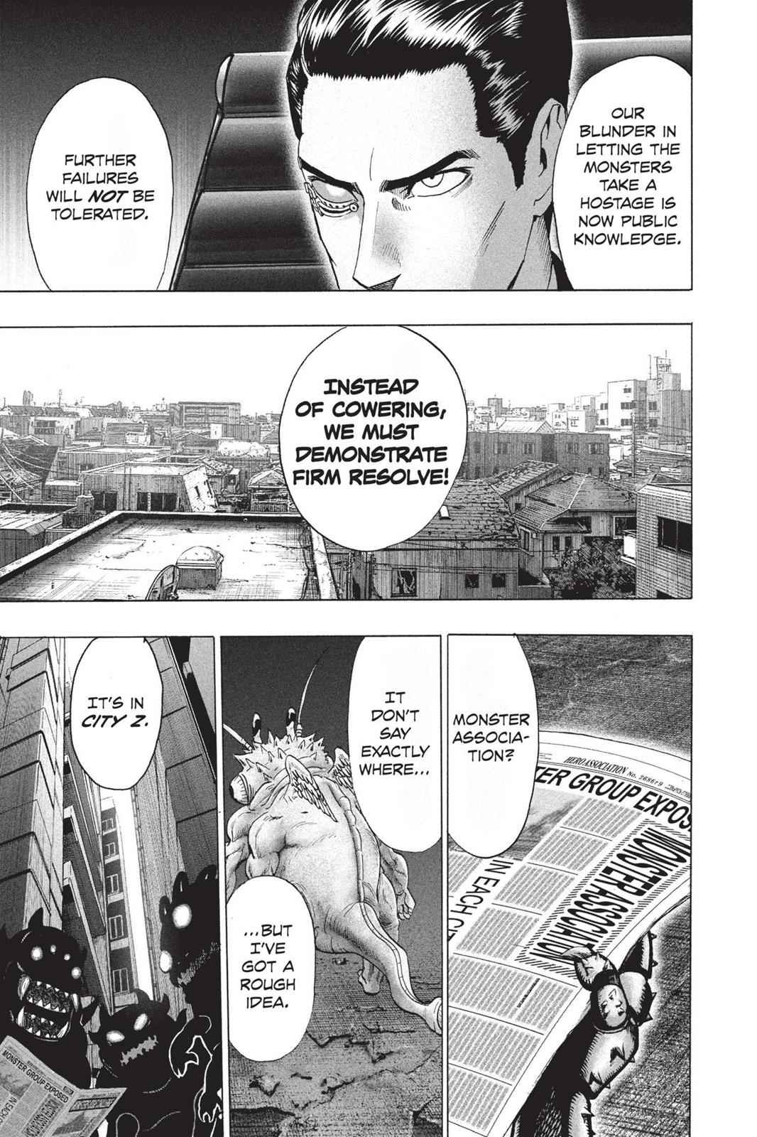 One-Punch Man Chapter 80 Page 13