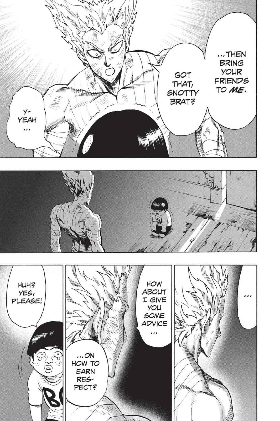 One-Punch Man Chapter 80 Page 24