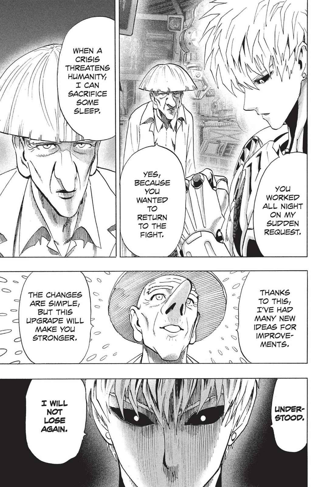 One-Punch Man Chapter 80 Page 3