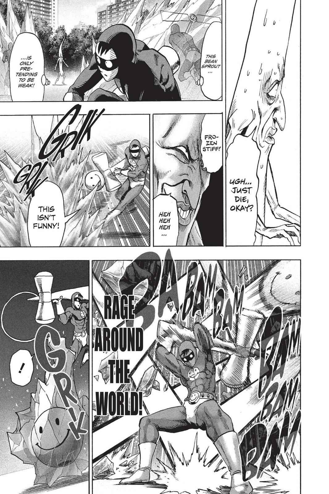 One-Punch Man Chapter 80.5 Page 10