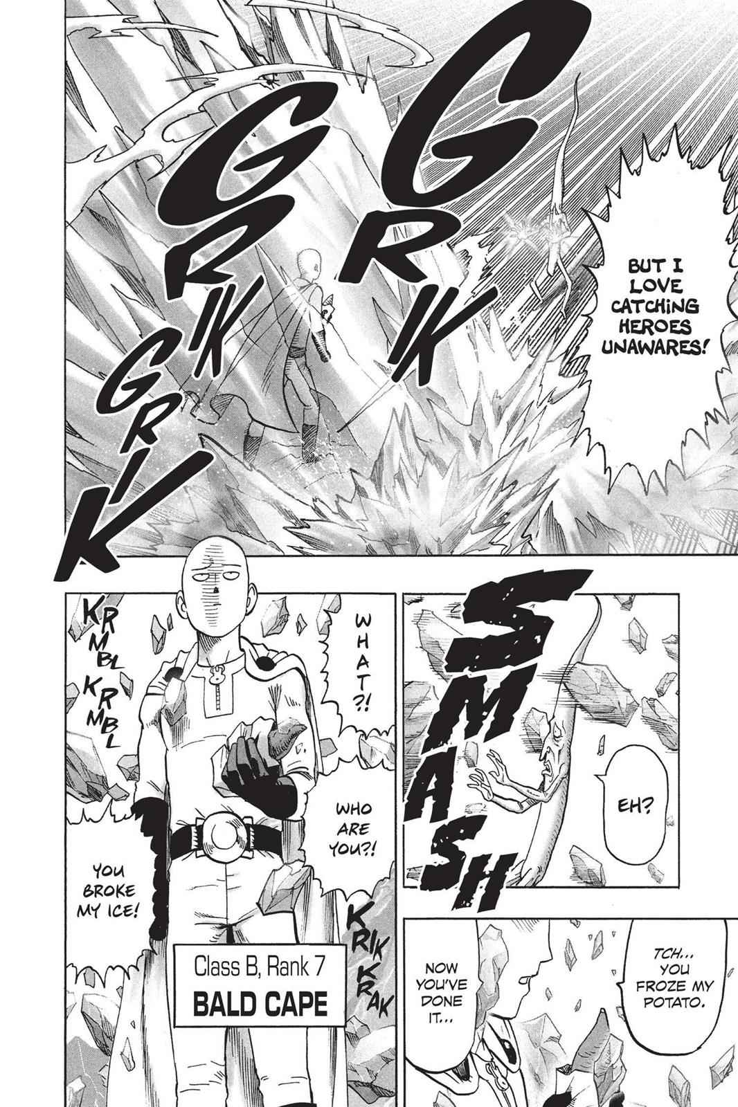 One-Punch Man Chapter 80.5 Page 13