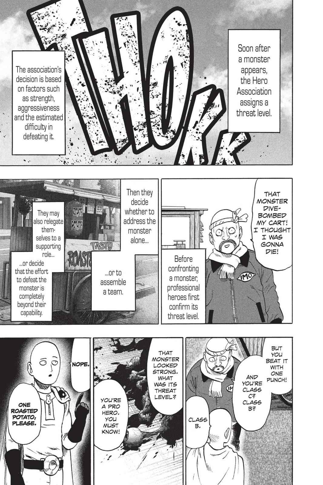 One-Punch Man Chapter 80.5 Page 2