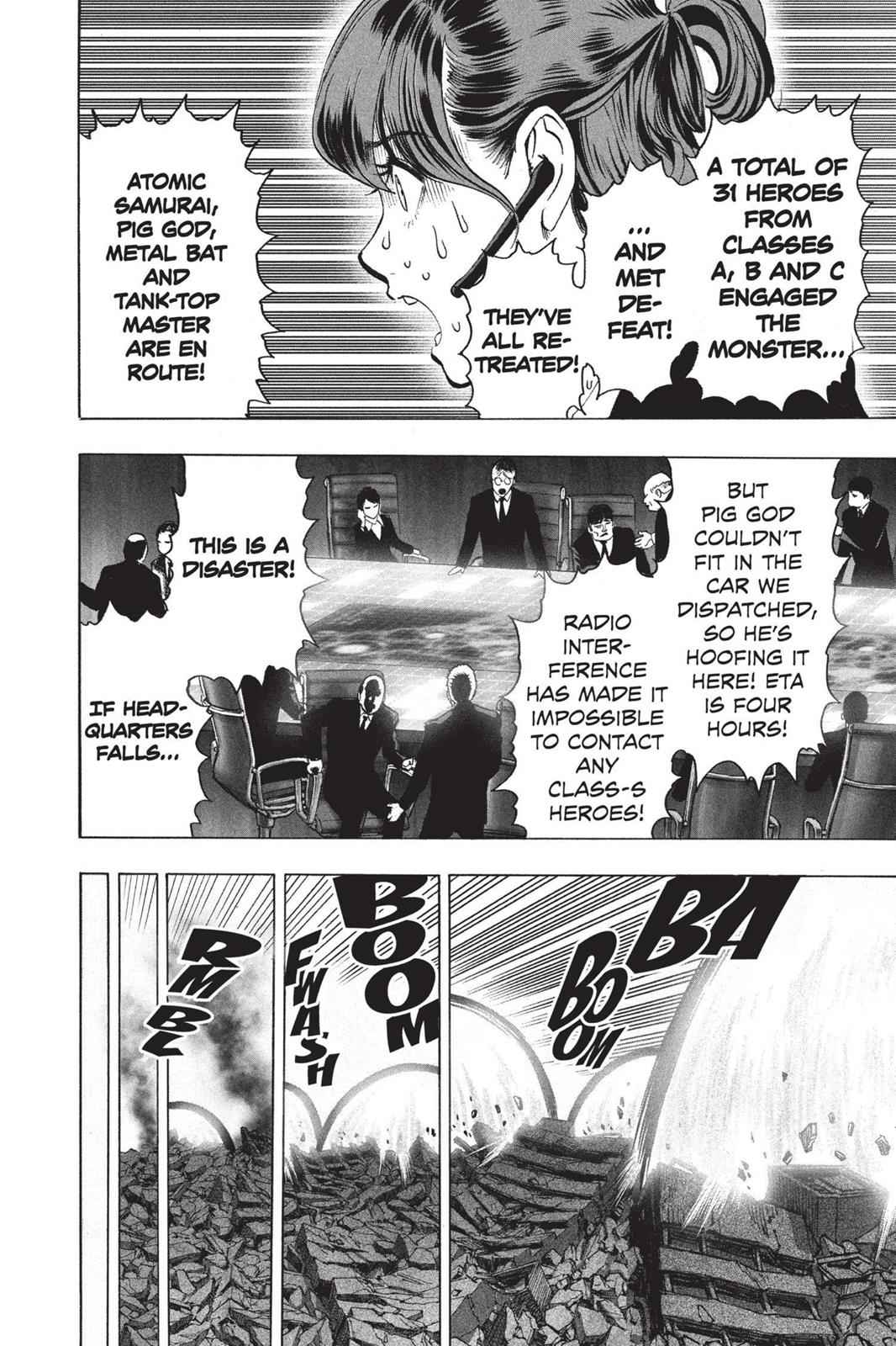 One-Punch Man Chapter 80.5 Page 21