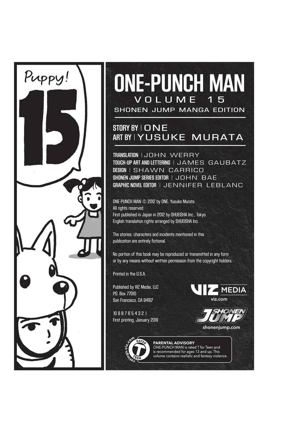 One-Punch Man Chapter 80.5 Page 29
