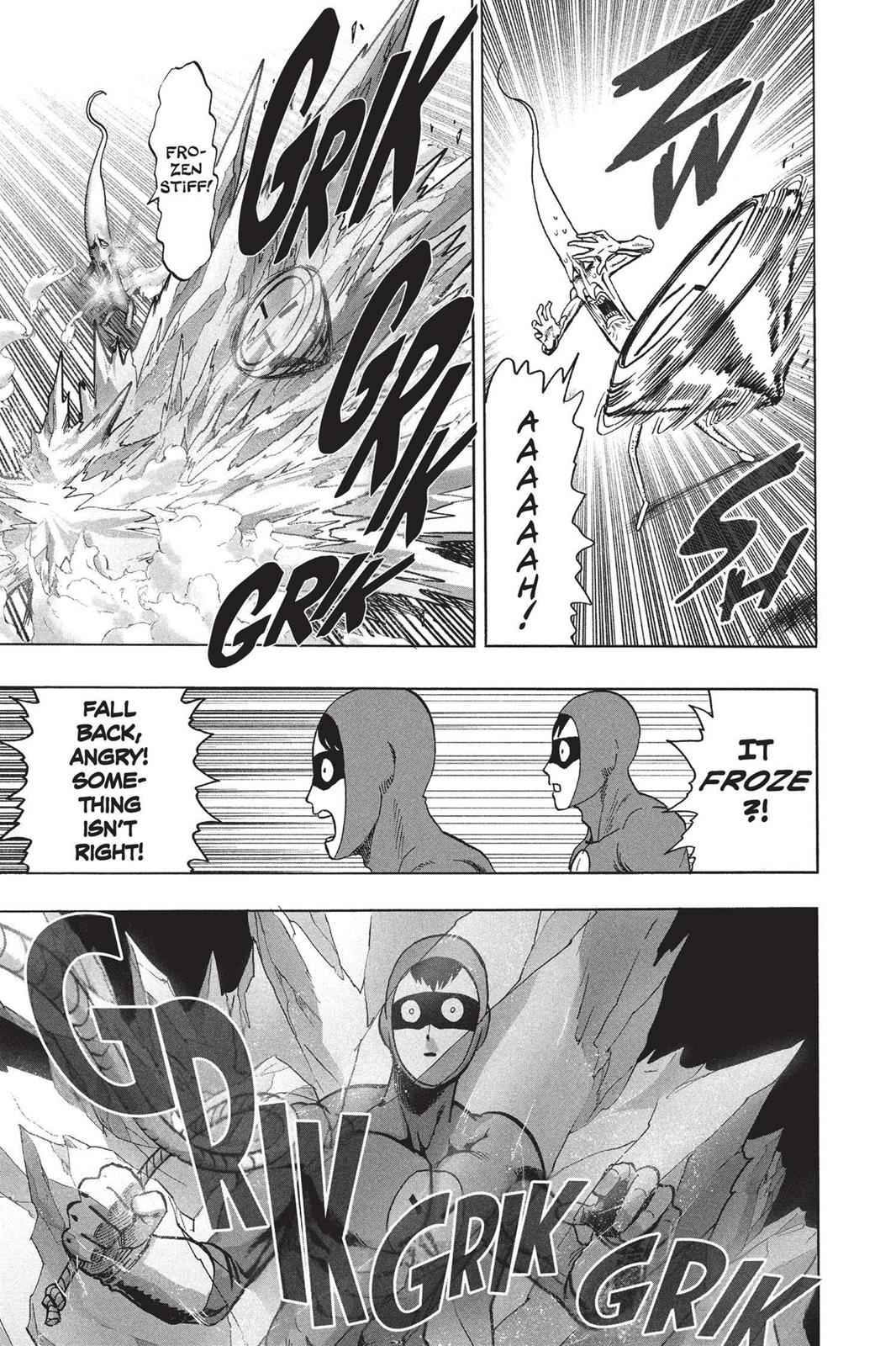 One-Punch Man Chapter 80.5 Page 8