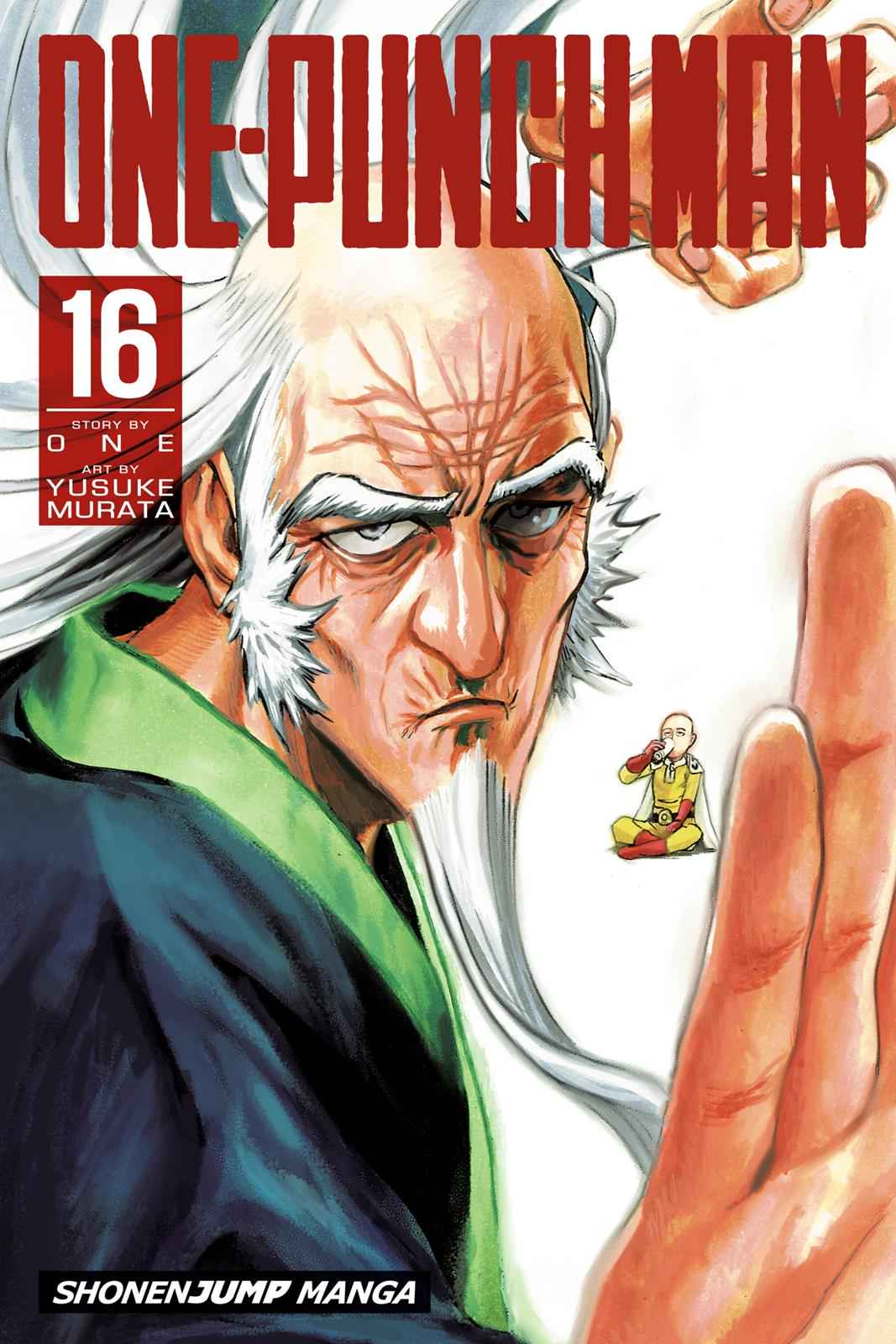 One-Punch Man Chapter 81 Page 1