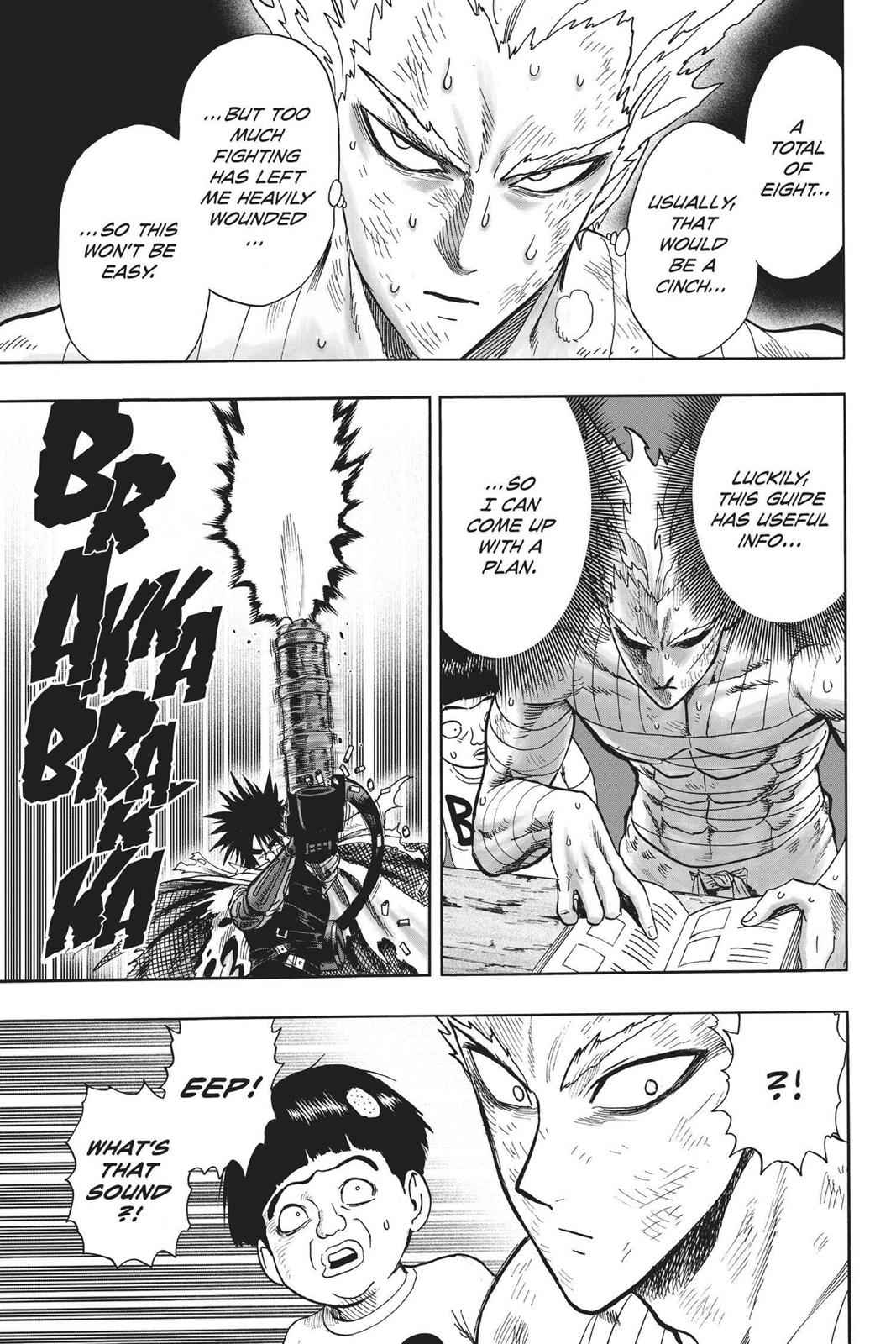 One-Punch Man Chapter 81 Page 15
