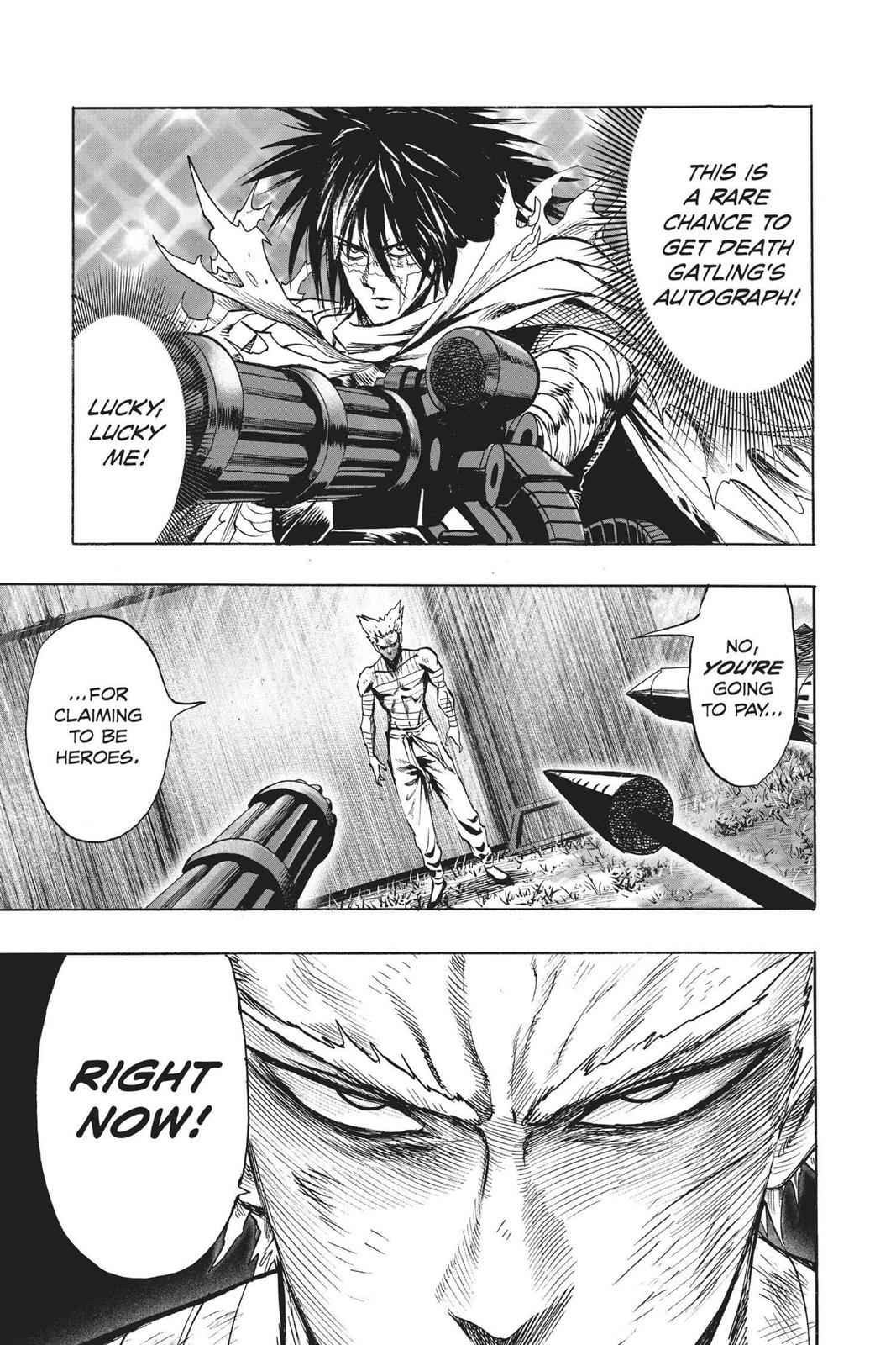 One-Punch Man Chapter 81 Page 21