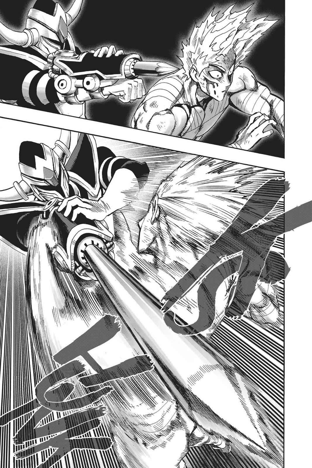 One-Punch Man Chapter 81 Page 33