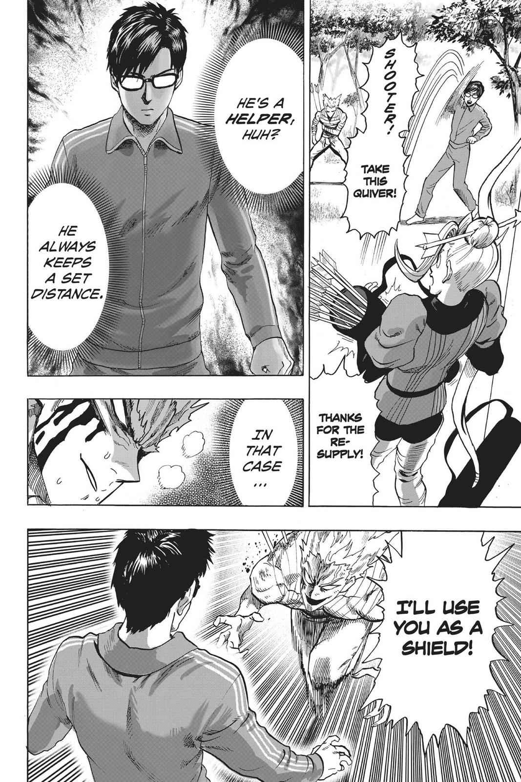 One-Punch Man Chapter 81 Page 42
