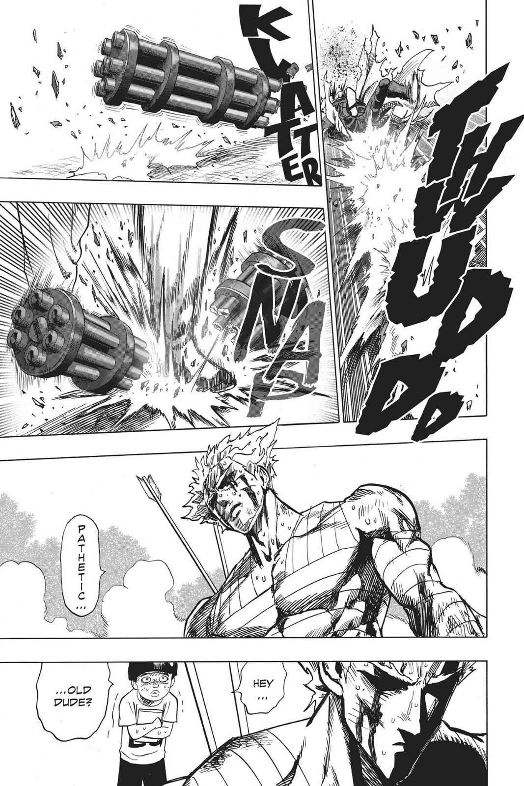One-Punch Man Chapter 82 Page 53