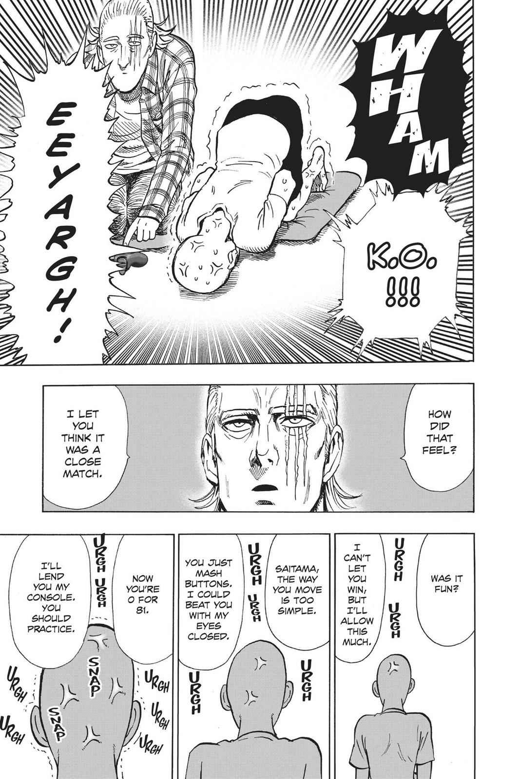 One-Punch Man Chapter 83 Page 15